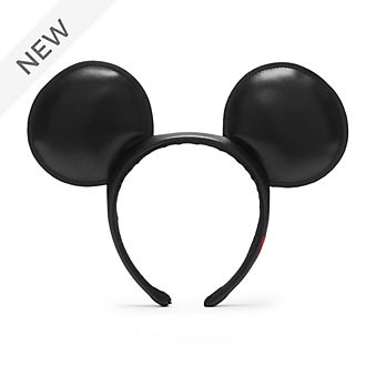 Walt Disney World Mickey Mouse Signature Headband for Adults