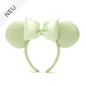 Walt Disney World - Minnie Maus - Haarreif mit Ohren in Mint für Erwachsene