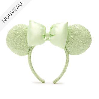 Walt Disney World Serre-tête à oreilles de Minnie Menthe pour adultes