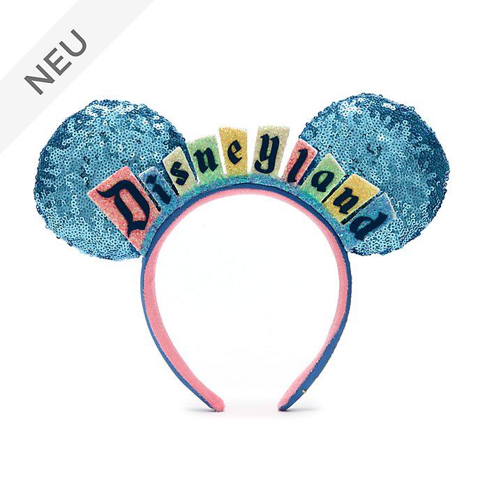 Disneyland Resort - Minnie Maus - Disneyland Haarreif mit Ohren für Erwachsene