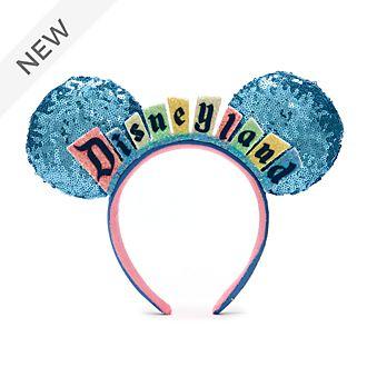 Disneyland Resort Minnie Mouse Disneyland Ears Headband For Adults