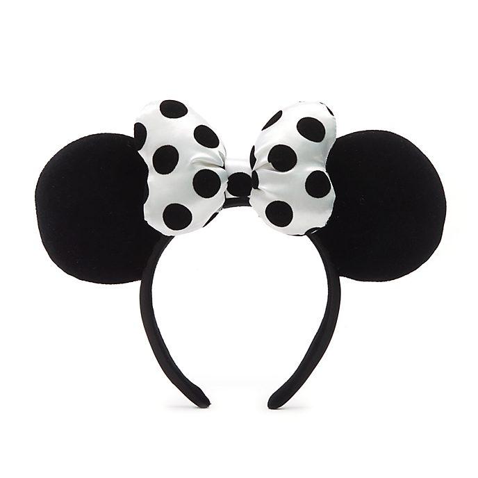 Cerchietto adulti orecchie Minni monocromo Walt Disney World