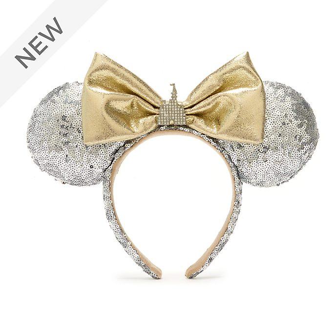 Walt Disney World Minnie Mouse Castle Ears Headband for Adults