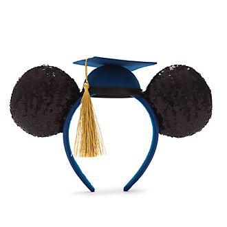 Walt Disney World diadema con orejas Mickey Mouse para adultos, Graduación 2021