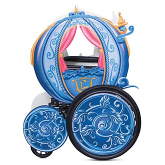 Disney Store Cinderella's Carriage Wheelchair Cover Set