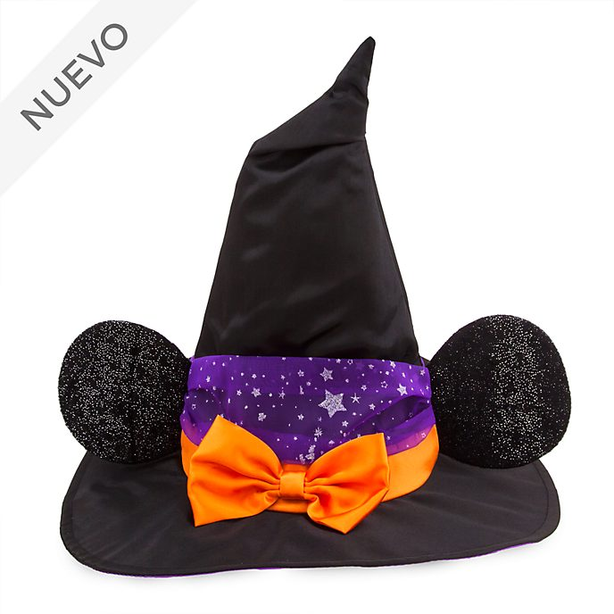 Sombrero disfraz bruja infantil Minnie Mouse, Disney Store
