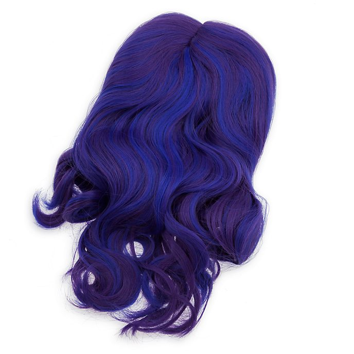 Disney Store Mal Costume Wig For Kids, Disney Descendants 3