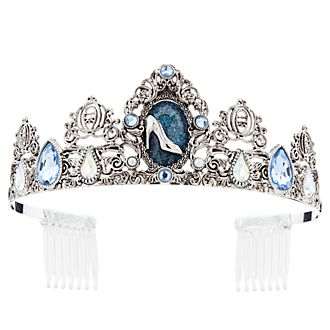 Disney Store - Cinderella - Silberfarbenes Kostümdiadem