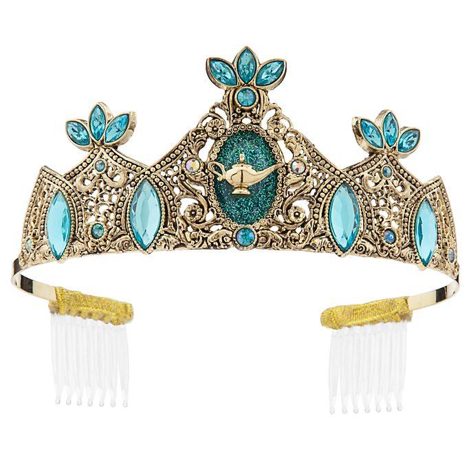 Tiara dorada disfraz princesa Jasmine, Disney Store