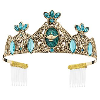 Disney Store Princess Jasmine Golden Costume Tiara
