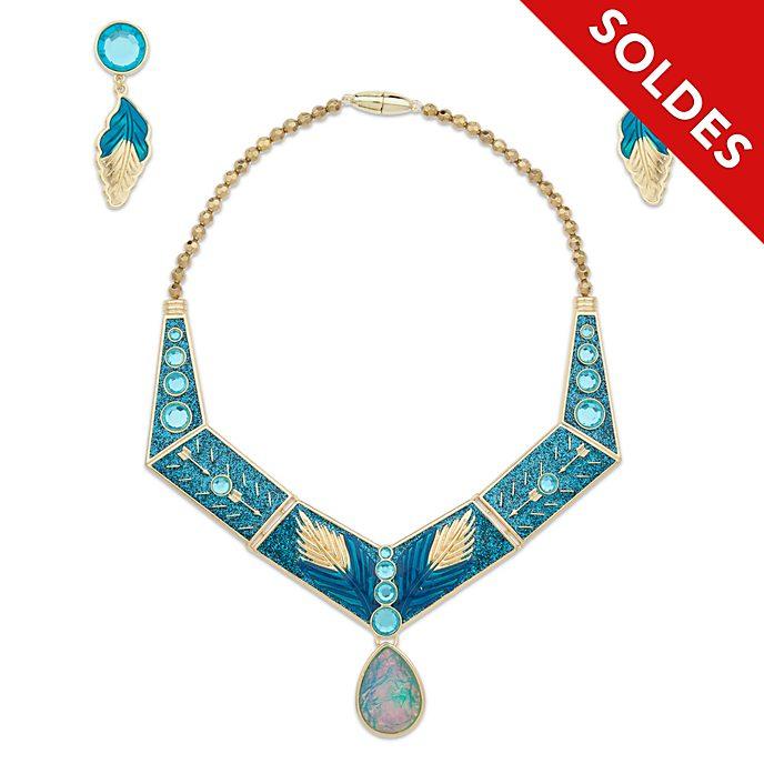 Disney Store Parure de bijoux dorés Pocahontas
