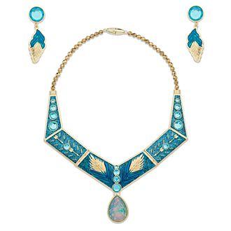 Set joyas doradas para disfraz Pocahontas, Disney Store