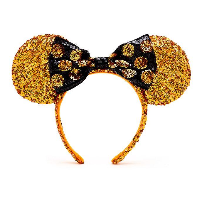 Disney Store - Minnie Maus - Halloween - Haarreif mit Ohren für Erwachsene