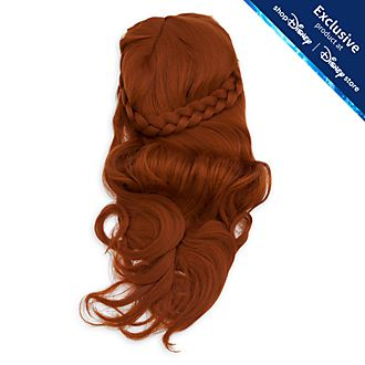 Disney Store Anna Costume Wig For Kids, Frozen 2