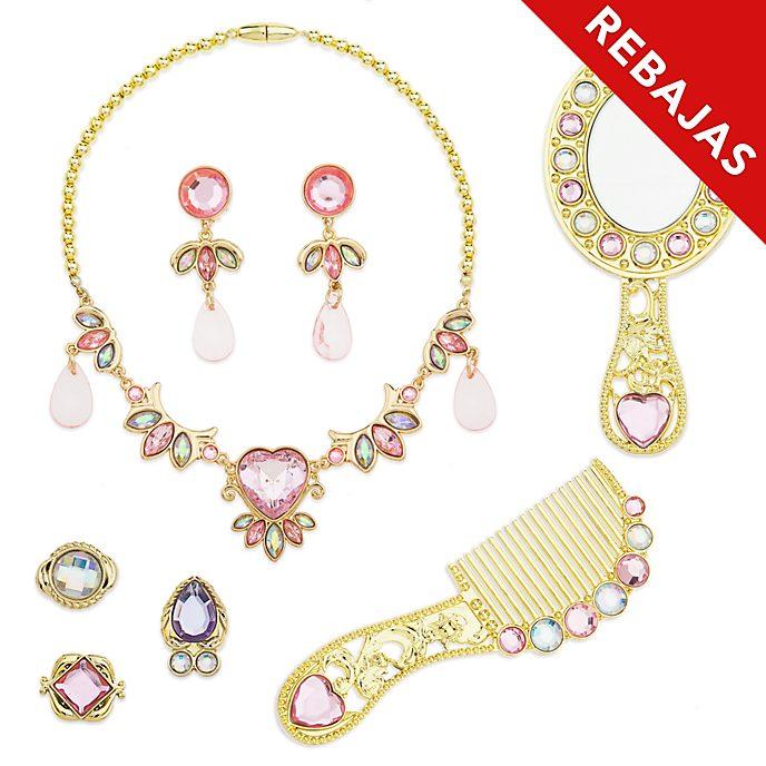 Set accesorios para disfraz de 7unidades princesas Disney, Disney Store