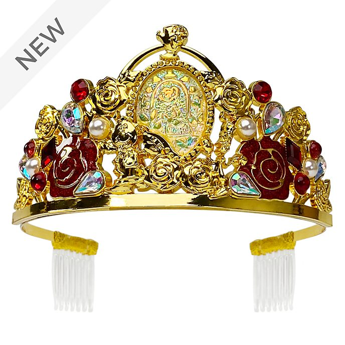 Disney Store Belle Costume Tiara, Beauty and the Beast