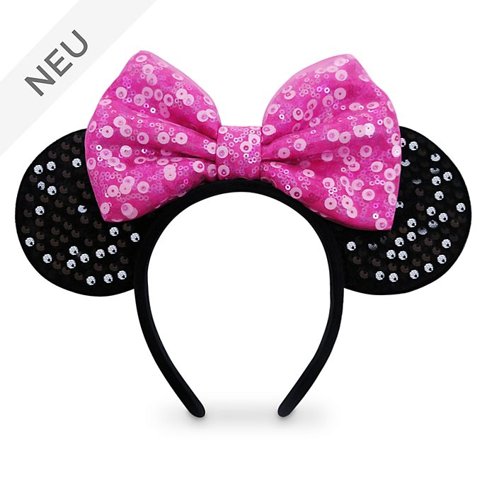 Disney Store - Haarreif mit Minnie Maus Ohren für Kinder