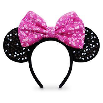 Diadema infantil orejas Minnie Mouse, Disney Store