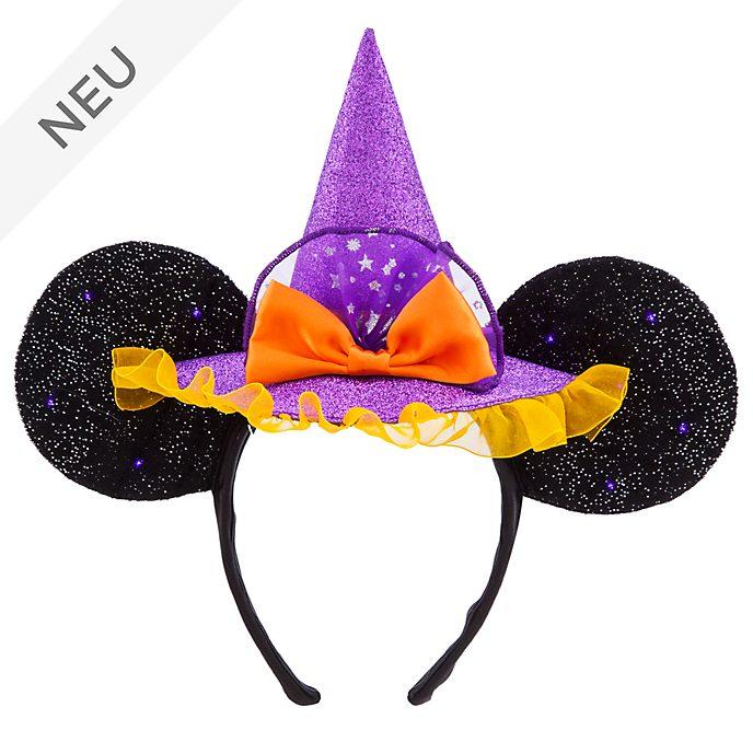 Disney Store - Minnie Maus als Hexe - Leuchtender Haarreif mit Ohren für Kinder