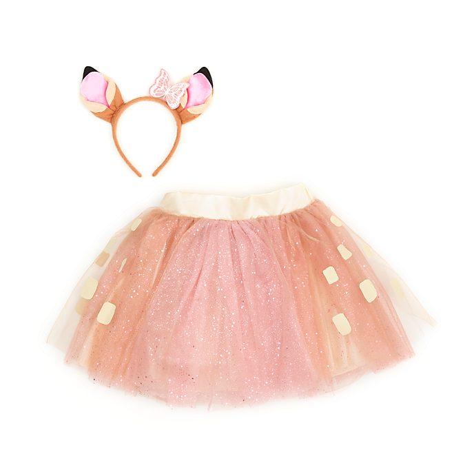 Set tutù e cerchietto bimbi Bambi Disney Store