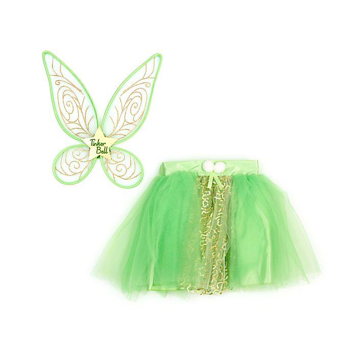 Disney Store - Tinkerbell - Set aus Tutu-Rock und Flügeln für Kinder