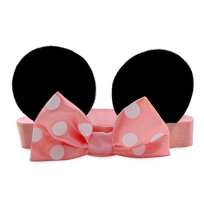 Diadema con orejas Minnie Mouse para bebé, Disney Store
