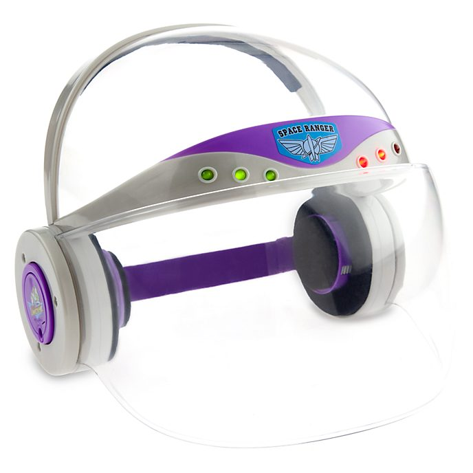 Casco infantil Buzz Lightyear, Toy Story, Disney Store