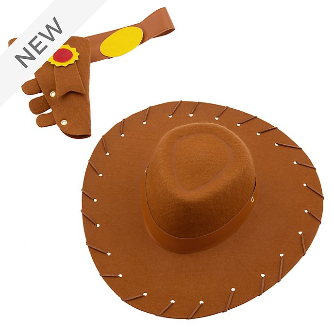 Disney Store Woody Costume Accessory Set