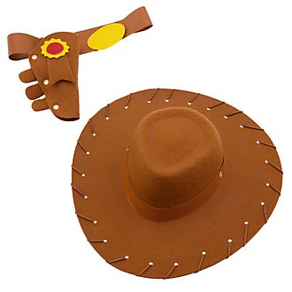 Set accessori costume Woody Disney Store