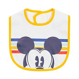 Babero Mickey Mouse para bebé, Disney Store