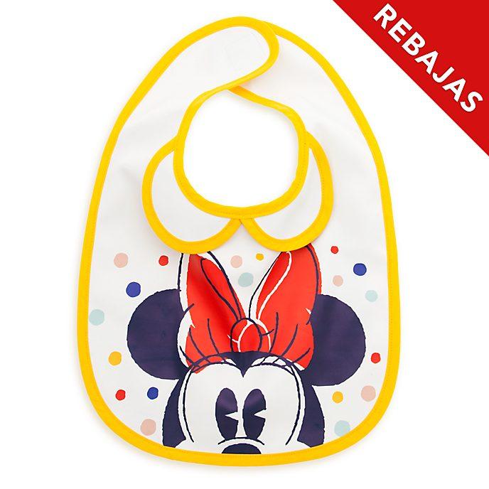 Babero Minnie Mouse para bebé, Disney Store