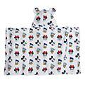 Disney Store Serviette avec capuche Mickey et ses amis