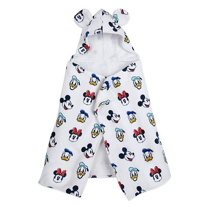 Telo mare baby con cappuccio Topolino e i suoi amici Disney Store