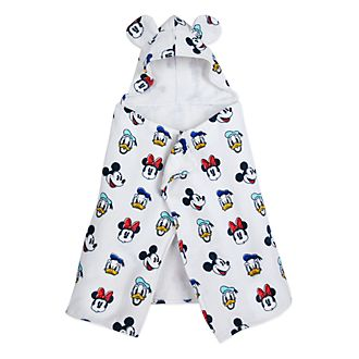 Disney Store - Micky und Freunde - Kapuzenhandtuch für Babys