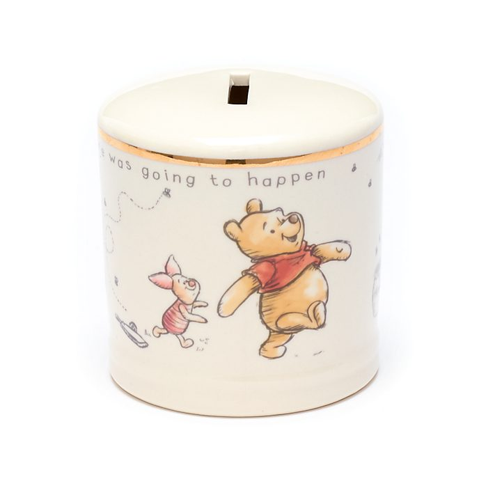 Salvadanaio baby Winnie The Pooh e i suoi amici Disney Store
