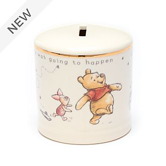 Disney Store Winnie the Pooh and Friends Baby Money Bank