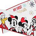 Set foto copertina e cappello natalizi baby Topolino e i suoi amici Holiday Cheer Disney Store