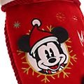 Disney Store - Holiday Cheer - Micky und Minnie - Baby-Geschenkstrumpf