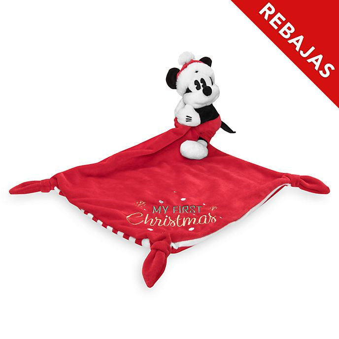 Dudú para bebé Mickey Mouse, Holiday Cheer, Disney Store