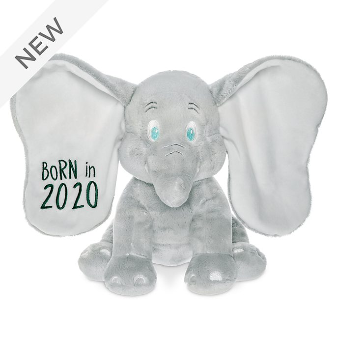 Disney Store Dumbo 2020 Baby Small Soft Toy