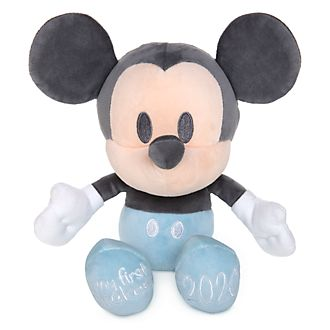 Disney Store My First Mickey 2020 Small Soft Toy