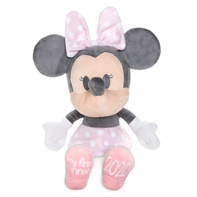 Peluche piccolo My First Minnie Minni Disney Store