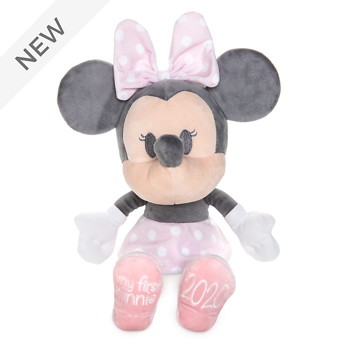 Disney Store My First Minnie 2020 Small Soft Toy