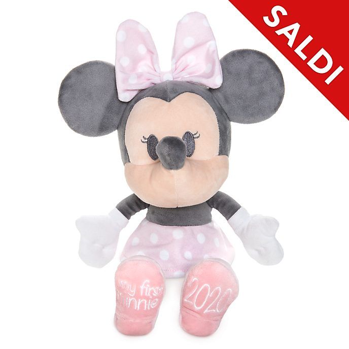 Peluche piccolo My First Minnie Minni Disney Store