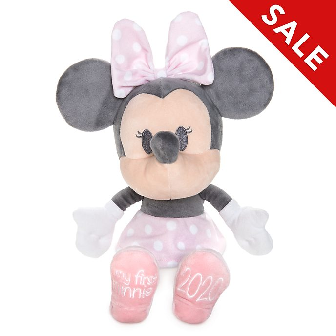 Disney Store My First Minnie 2020 Small Soft Toy