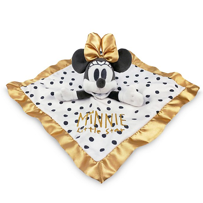 Disney Store Minnie Mouse Baby Blankie