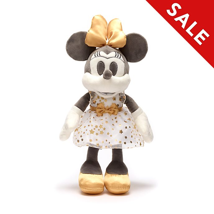 Disney Store Minnie Mouse Baby Soft Toy
