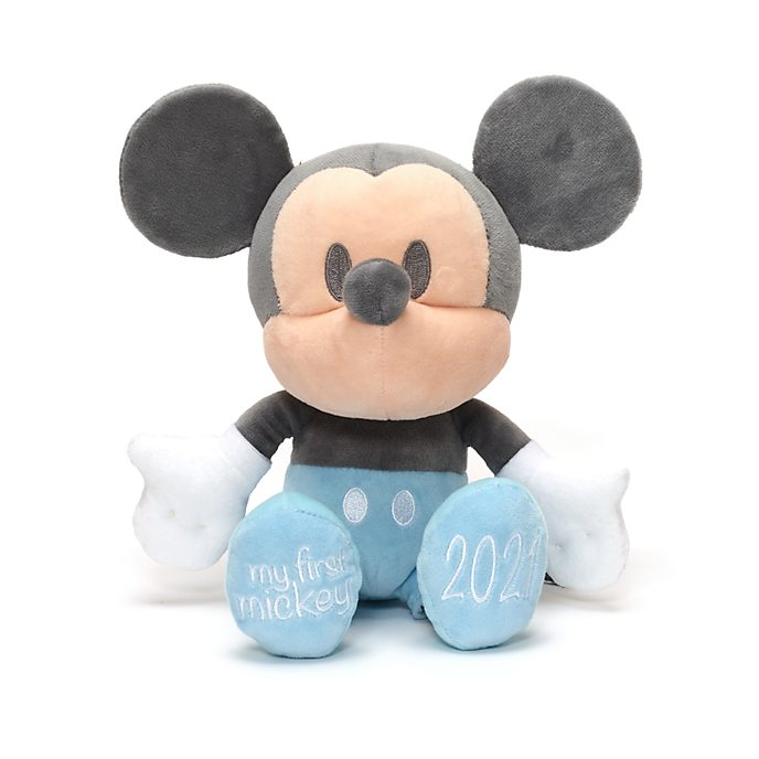 Disney Store My First Mickey 2021 Small Soft Toy