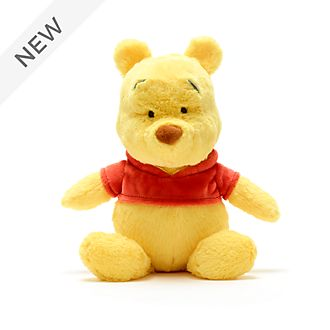 Disney Store Winnie the Pooh Baby Small Soft Toy