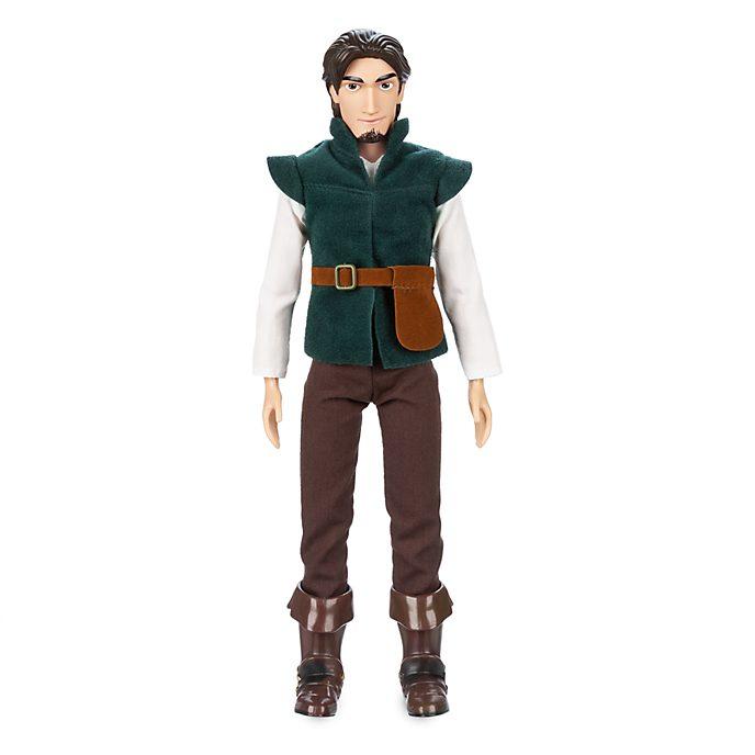 Disney Store - Rapunzel - Neu verföhnt - Klassische Flynn Puppe